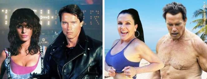 Die Stars aus Terminator früher und heute