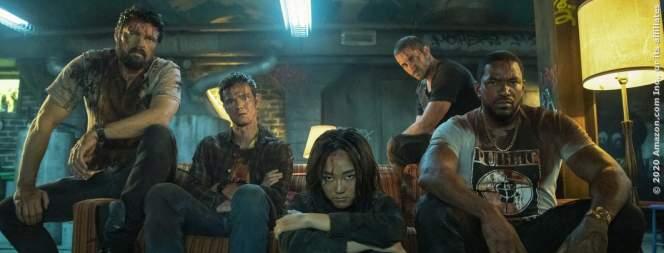 Noch blutiger: Neuer Trailer zu The Boys
