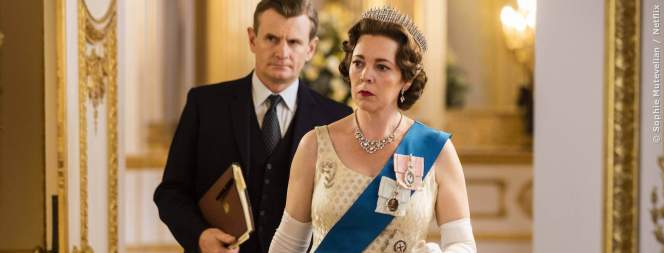 The Crown Staffel 4-Trailer zeigt Prinzessin Diana
