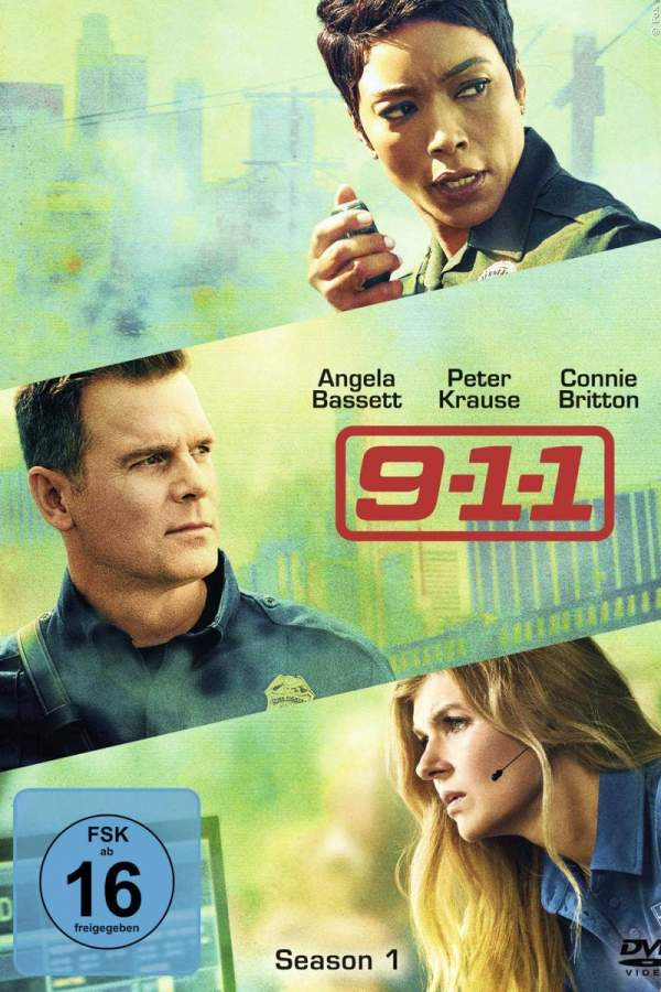 9-1-1 Notruf L.A.
