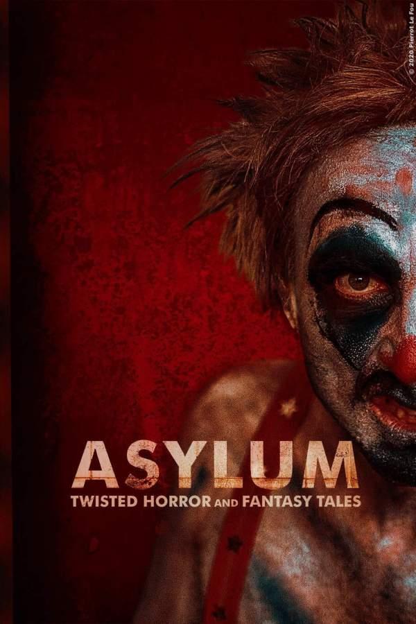 Asylum: Irre-Phantastische Horror-Geschichten
