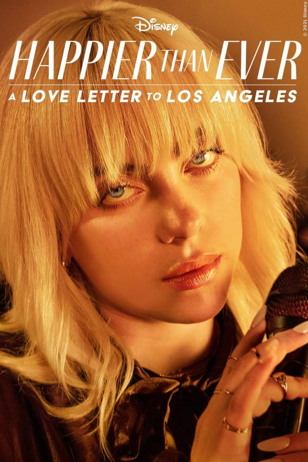 Happier Than Ever: A Love Letter to Los Angeles - Film 2021