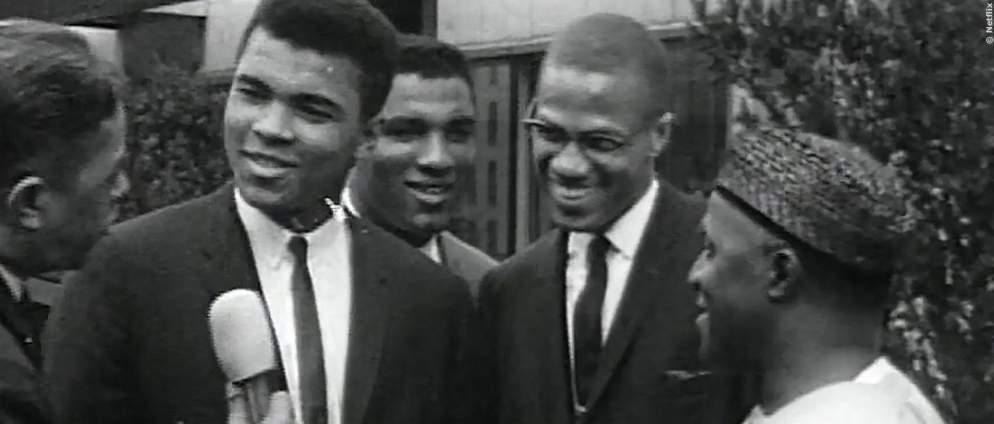 Blutsbrüder: Malcolm X und Muhammad Ali
