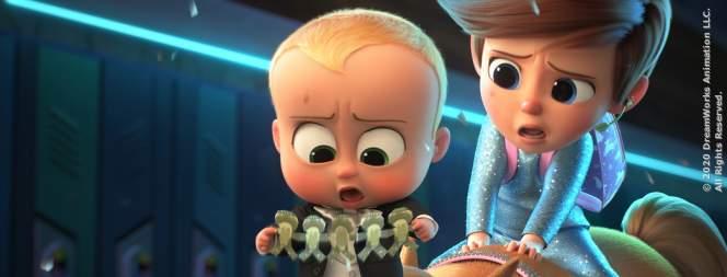 Boss Baby 2: Es bleibt in der Familie