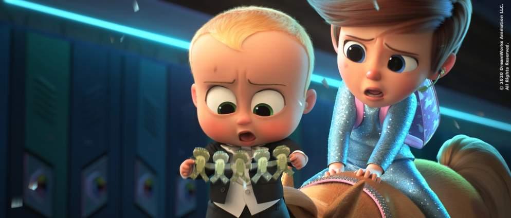 Boss Baby 2: Schluss mit Kindergarten
