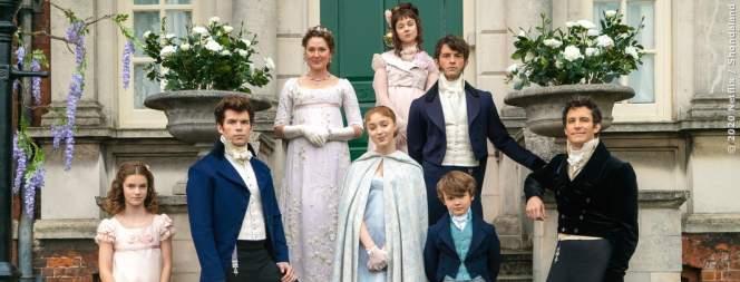 Gute Serien: Alternativen zu Bridgerton