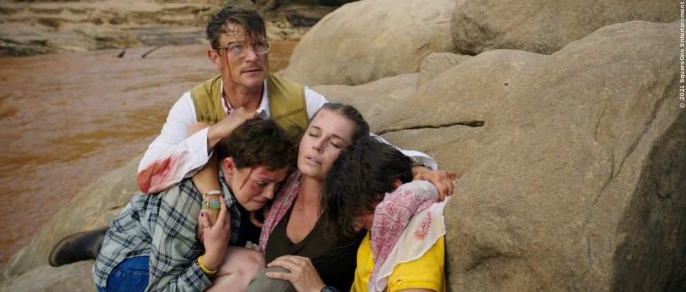 """""""Danger Park"""": Exklusiver Clip zum blutigen Safari-Thriller"""