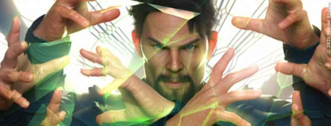 """""""Doctor Strange 2"""" wird der gruseligste MCU-Film"""