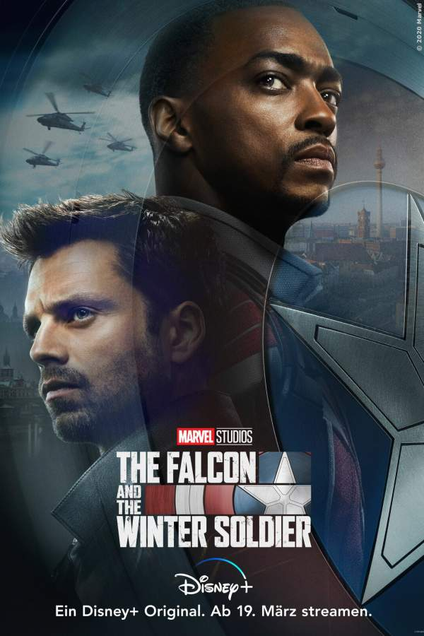 The Falcon and the Winter Soldier - Serie 2021
