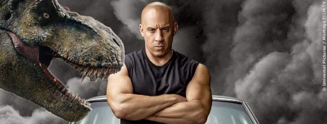"""Fast & Furious"" und ""Jurassic World"": Crossover?"