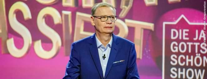 Günther Jauch: Corona verhindert Show am Samstag
