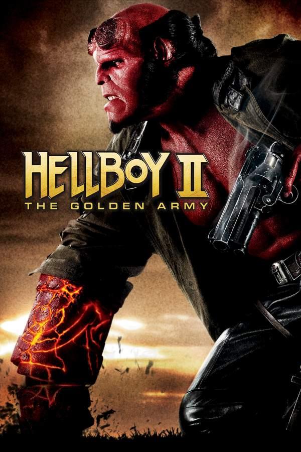 Hellboy 2 - Die Goldene Armee Trailer