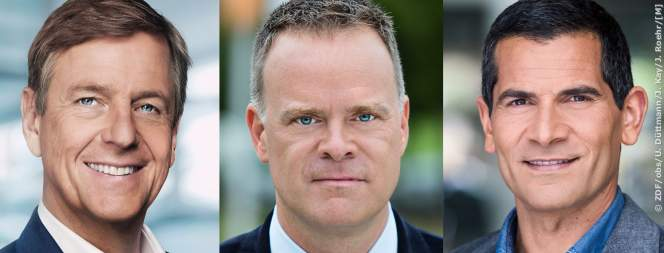 Christian Sievers folgt auf Claus Kleber