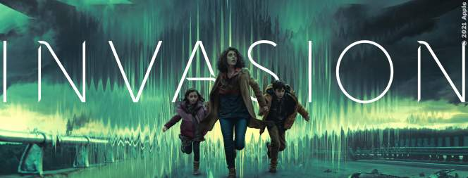 """Invasion"" - First Look Video zur neuen Sci-Fi-Serie"