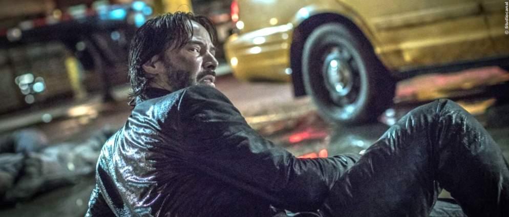 """""""John Wick 4"""" bekommt völlig verrückte Action-Szene"""