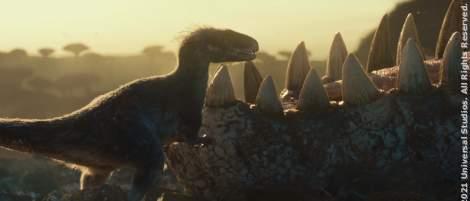 """IMAX-Hammer: Vor """"Fast & Furious 9"""" seht ihr fünf Minuten aus """"Jurassic World: Dominion"""" - News 2021"""