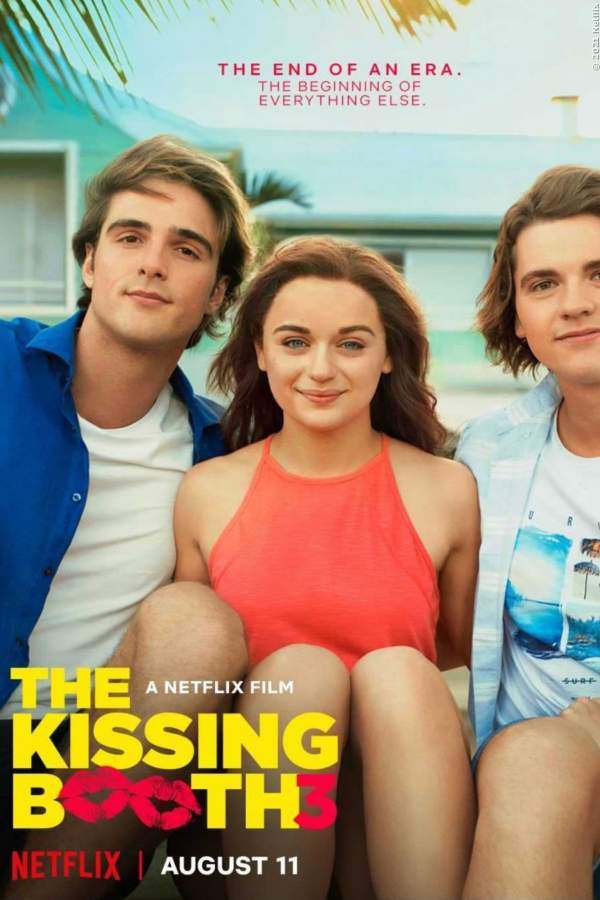 The Kissing Booth 3 - Film 2021