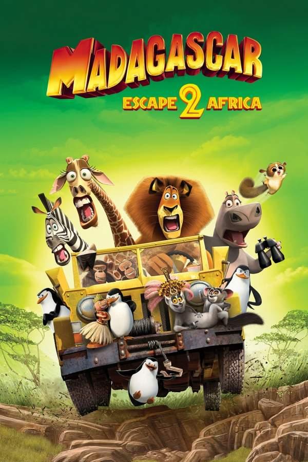 Madagascar 2 - Film 2008