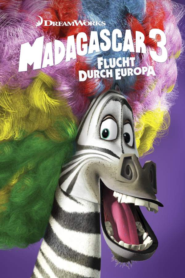 Madagascar 3 - Flucht Durch Europa - Film 2012