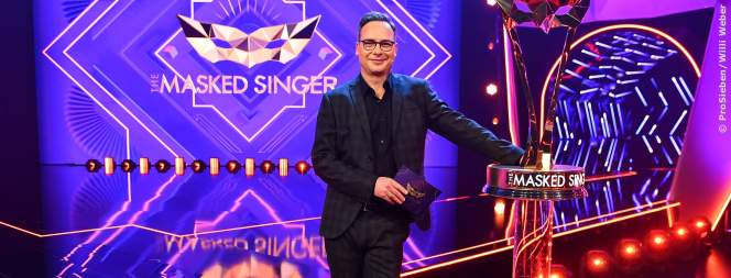 """""""The Masked Singer"""": Show-Spin-off kommt"""