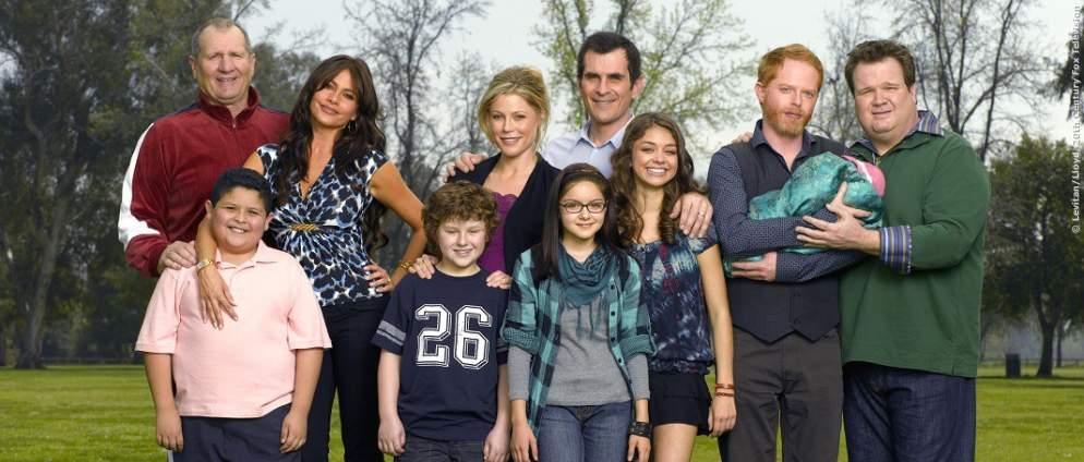 """Sorgt Netflix für neue Folgen von """"Modern Family""""? Die Serie ist beim Streamer ein echter Hit"""