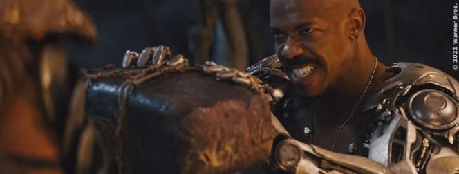 Mortal Kombat 2021 an der Spitze der US-Kinocharts