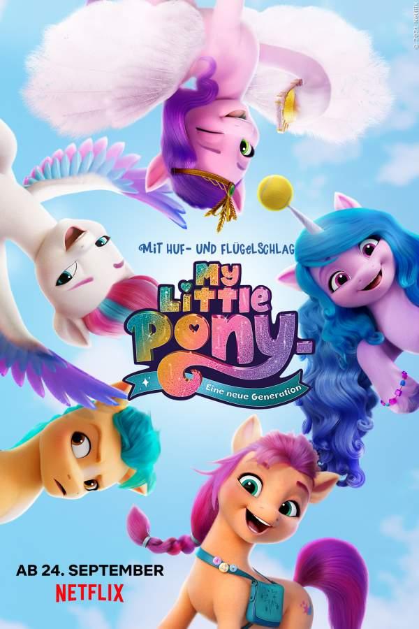 My Little Pony: Eine neue Generation - Film 2021