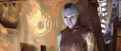 "Karen Gillan verrät, wie anders wir Nebula in ""Thor: Love And Thunder"" erleben werden - News 2021"