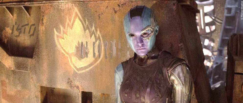"Karen Gillan verrät, wie anders wir Nebula in ""Thor: Love And Thunder"" erleben werden"