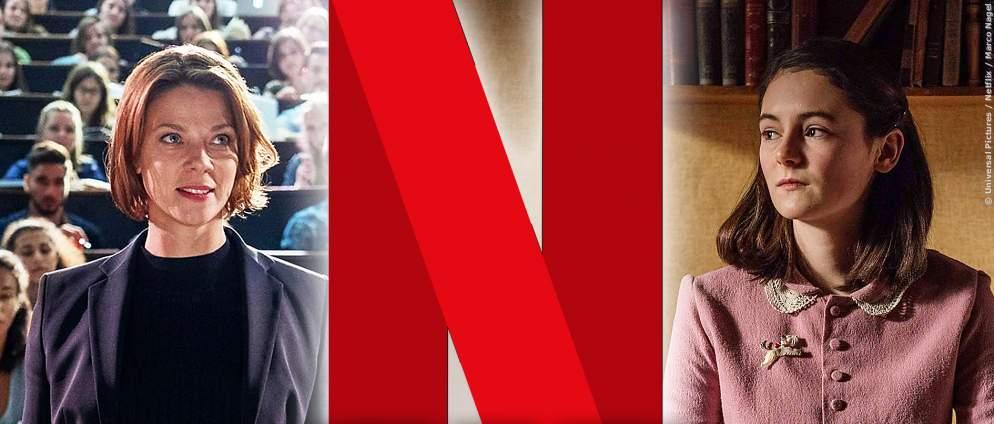 Netflix Filme und Serien neu im Juli 2021