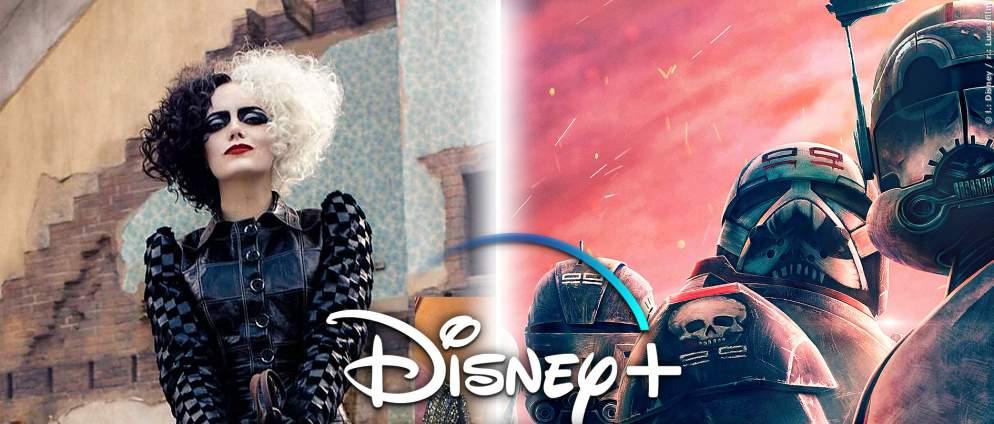 Disney+: Neue Filme und Serien im August 2021