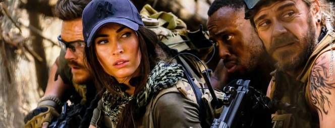 Rogue Hunter FSK: Brutaler Actionfilm mit Megan Fox