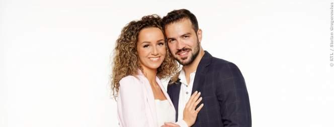 """Yasin und Samira Clingir im """"Sommerhaus der Stars"""""""
