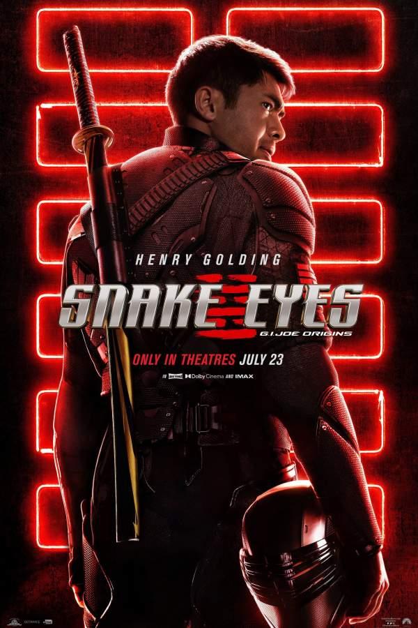 Snake Eyes: G.I. Joe Origins - Film 2021