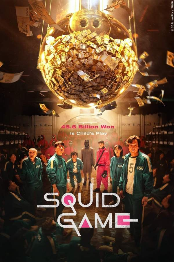 Squid Game - Serie 2021