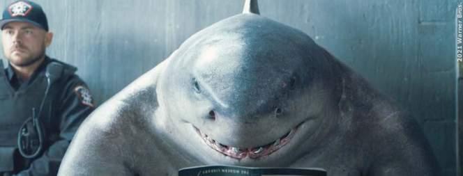 "Vorgestellt: King Shark aus ""The Suicide Squad"""