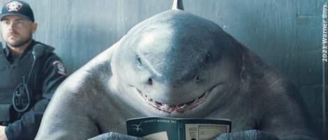 """Vorgestellt: King Shark ist der heimliche Star in """"The Suicide Squad"""" - News 2021"""