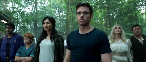 """The Eternals"": Game Of Thrones-Star wird neuer Marvel-Held - News 2021"