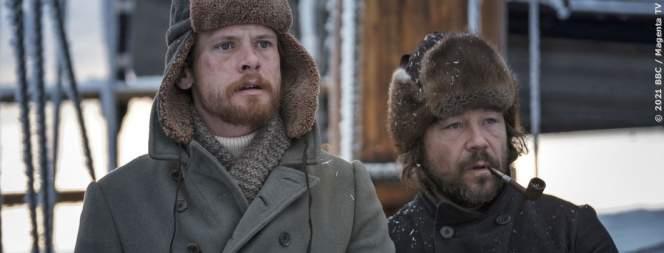 """Eisiges Wetter: Trailer zu """"The North Water"""""""