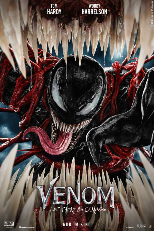 Venom 2: Let There Be Carnage - Film 2021