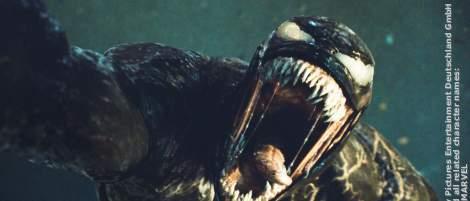"""""""Venom 2"""" Altersfreigabe enttäuscht - News 2021"""