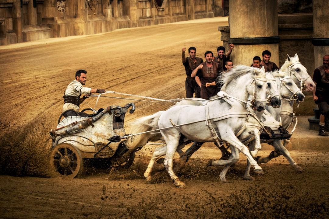 Ben Hur ab 12. Januar 2017 auf DVD und Blu-ray - Bild 7 von 9