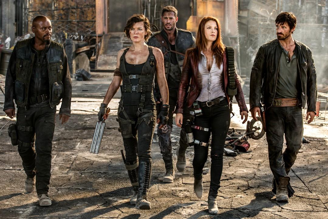 Resident Evil 6: Neuer Trailer inklusive Endgegner - Bild 12 von 29
