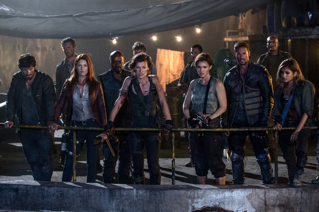 Resident Evil 6: Neuer Trailer inklusive Endgegner - Bild 6 von 29