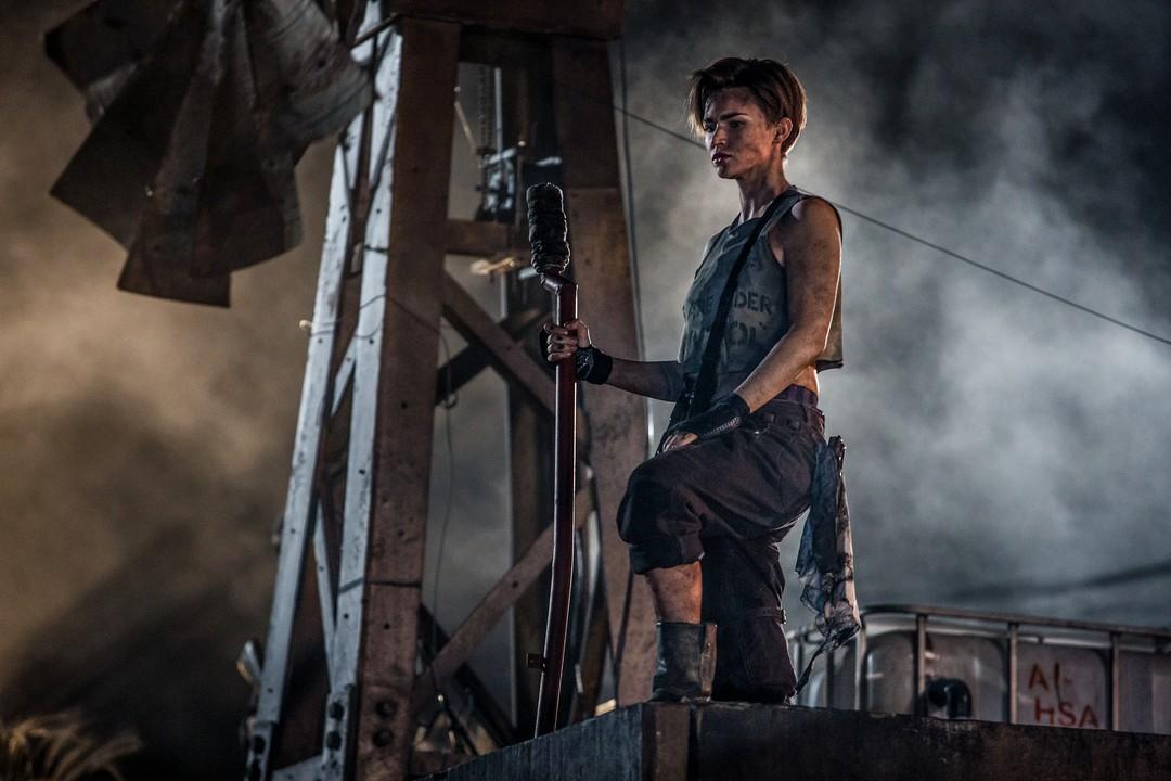Vorgestellt: Abigail in Resident Evil 6 - The Final Chapter - Bild 1 von 16