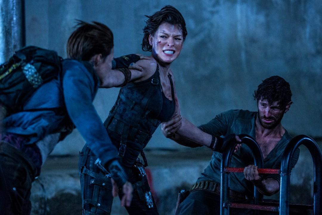 Resident Evil 6: Neuer Trailer inklusive Endgegner - Bild 10 von 29