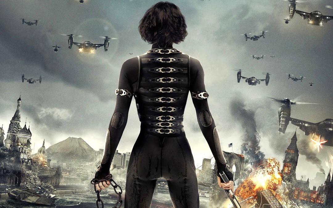 Resident Evil 6: Neue TV Trailer zum Final Chapter - Bild 1 von 10