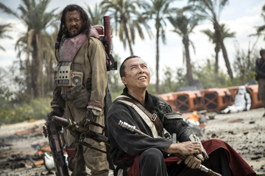 Rogue One erfolgreichster Kinostart des Jahres - Bild 1 von 84
