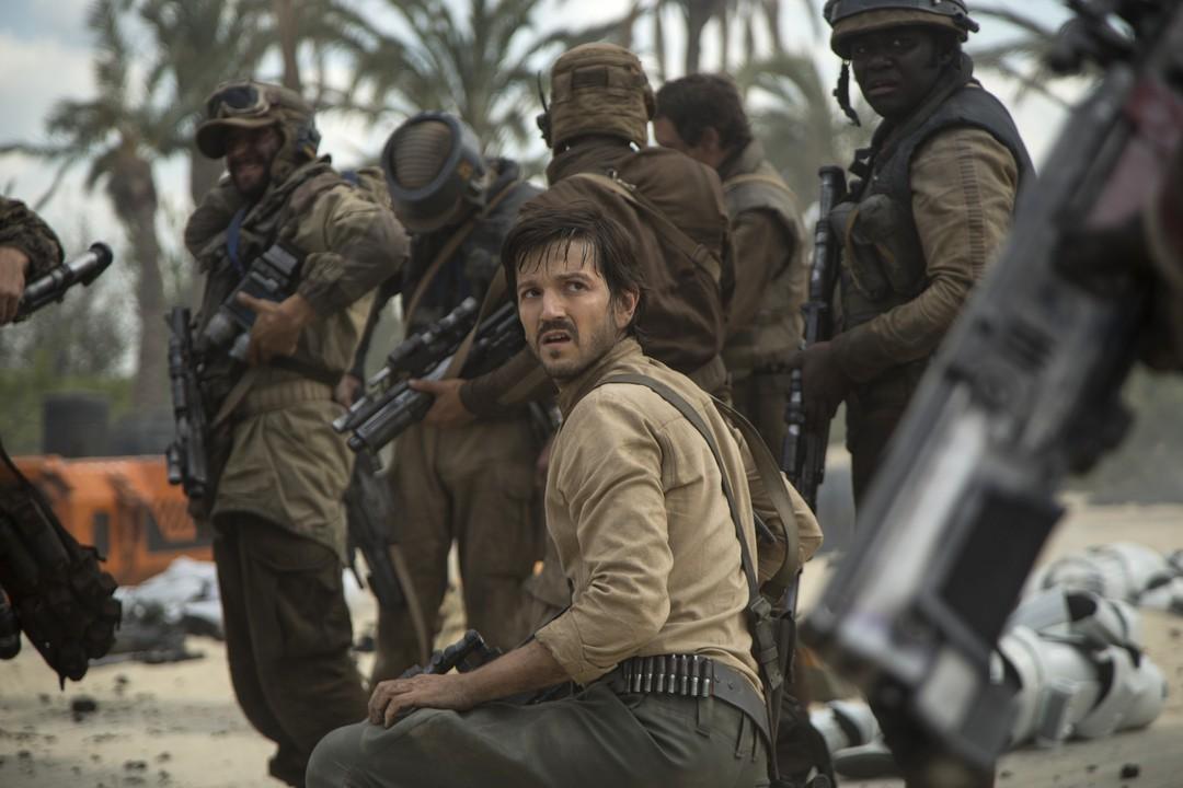 Rogue One erfolgreichster Kinostart des Jahres - Bild 2 von 84