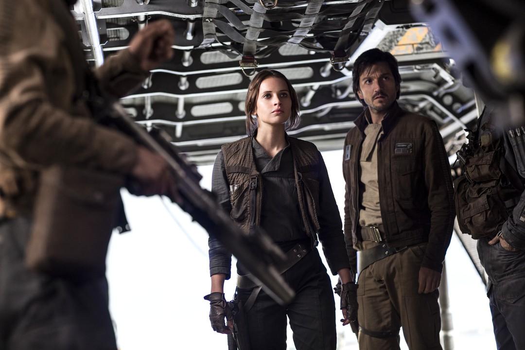 Rogue One erfolgreichster Kinostart des Jahres - Bild 28 von 84